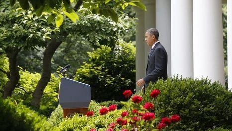 Syrie : Obama s ' en tient à une prudence de Sioux - Le Figaro   Revue de presse CDI   Scoop.it
