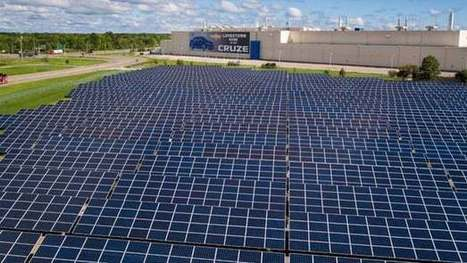 GM commits to using only renewable energy ... by 2050 | Scott Collie | NewAtlas.com | Développement durable et efficacité énergétique | Scoop.it