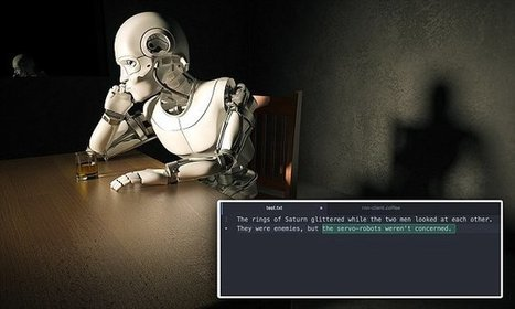 Expert builds robot that learns to imitate human writing   Japanese   Scoop.it