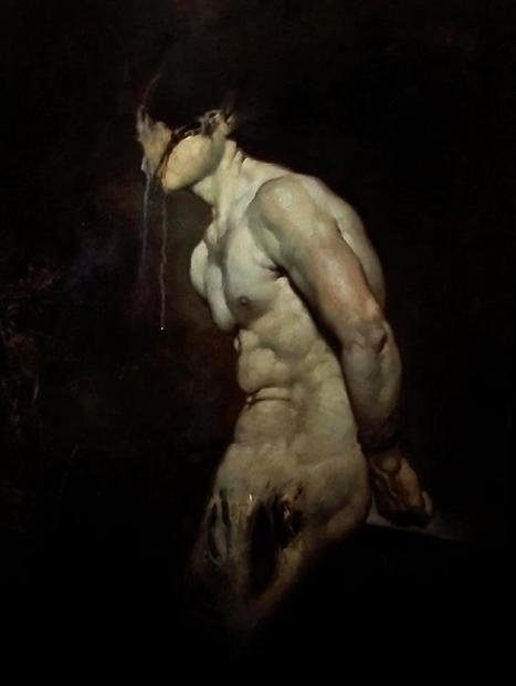 Roberto Ferri - Italian Painter - #Art #Painting | No. | Scoop.it