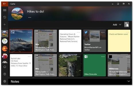 Cache es la nueva aplicación de Microsoft para iOS y Mac que nos permite gestionar el portapeles | Aplicaciones, Software, Apple, Windows... | Scoop.it