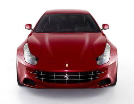 Four-wheel-drive Ferrari FF supercar   Art, Design & Technology   Scoop.it