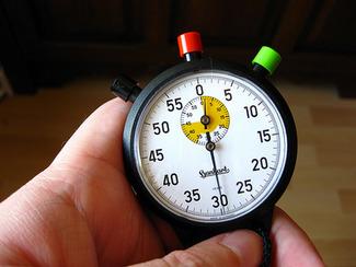 Beat The Content Clock: Write A Blog Post In An Hour Or Less - Business 2 Community | Redacción de contenidos, artículos seleccionados por Eva Sanagustin | Scoop.it