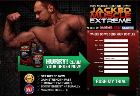 Interested in Jacked Muscle Extreme? - Read This First Before Try it!!!   Jacked Muscle Extreme   Scoop.it
