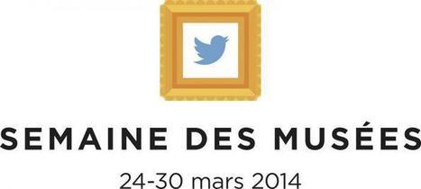 Twitter et des musées parisiens lancent la semaine des musées sur Twitter du 24 au 30 mars 2014 | Homo Numericus Bis | Scoop.it