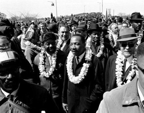 Front Page History: Teaching About Selma Using Original Times Reporting - New York Times (blog) | teaching and technology | Scoop.it