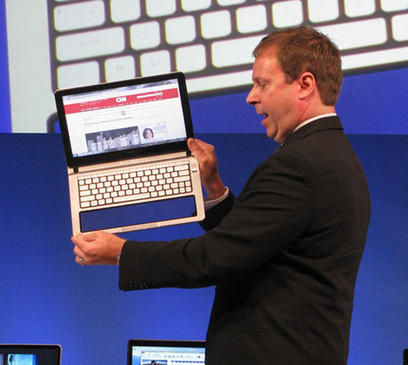 Intel: Touch, Sensors To Drive Ultrabook Market - PC Magazine | Movin' Ahead | Scoop.it
