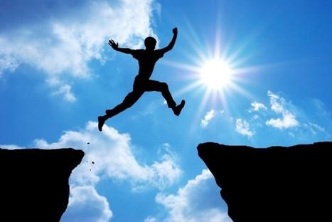 Pegar el salto | LabTIC - Tecnología y Educación | Scoop.it