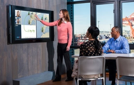 Microsoft Lance Sa Surface Hub à Partir De 10.199 Euros | Presse-Citron | Performance web | Scoop.it