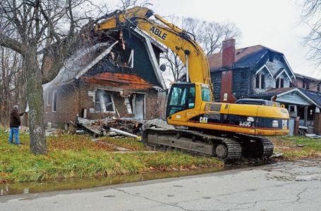 Detroit, la ville qui rétrécit - Le monde bouge - Télérama.fr   Detroit   Scoop.it