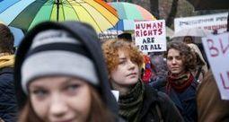 Gay rights row hits Ukraine's hopes of visa-free EU travel - Irish Times | Gay Berlin | Scoop.it