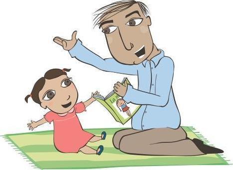 Los niños a quienes sus padres les leen tienen más éxito escolar | Recursos útiles para padres para el inicio de la lectoescritura en Educación Infantil | Scoop.it