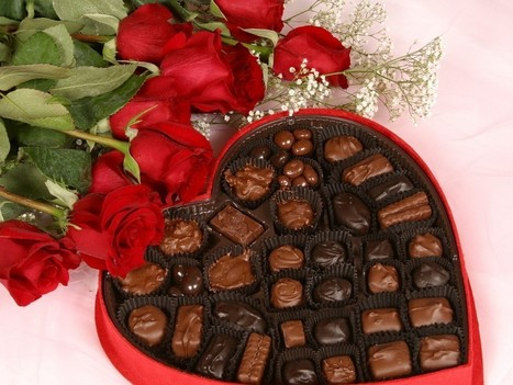 Love and Chocolate: Dark is Simply Better - afrikan goddess magazine | Love Dissertation | Scoop.it