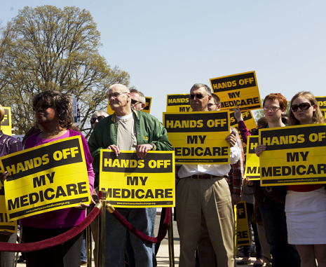 How Bipartisan Is Paul Ryan's Approach to Medicare Reform?   Election by Actual (Not Fictional) People   Scoop.it