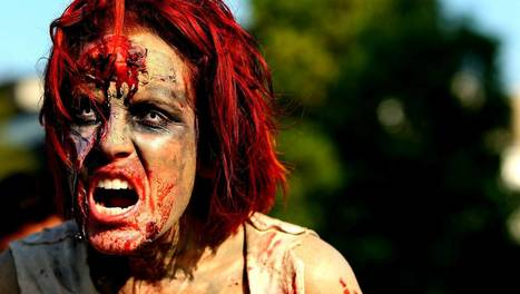 MULTIMEDIA: Zombies march on city | the Gonzo Trap | Scoop.it