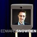 Edward Snowden makes surprise visit at TED Vancouver as a robot (VIDEO) VancityBuzz | Media Shifting Culture | Scoop.it