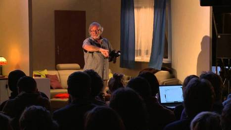 ARRI WORKSHOP -- Sean Bobbitt, BSC - CAMERIMAGE 2013 | Digital filmaking | Scoop.it