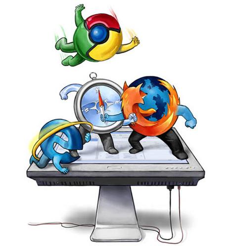 Conozca cómo elegir el navegador de Internet más adecuado | Adiós Mozilla | Scoop.it