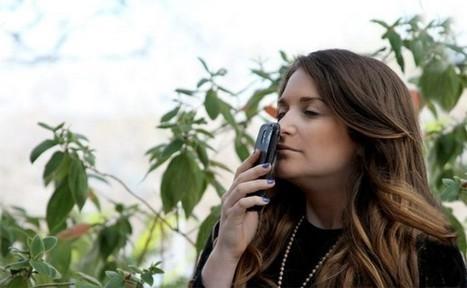 Un accessoire pour smartphones pour sentir les odeurs | méthodes de mesure et de limitation des odeurs | Scoop.it