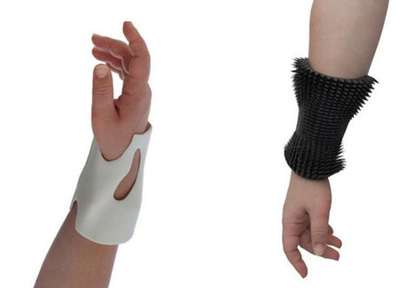 What if We Could Design Wearables Right on Our Skin?   WIRED   3D Printing and Innovative Technology   Scoop.it