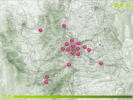 Paysage sonore métropolitain - Échos de métropole - Gilles Malatray - CAUE Lyon | DESARTSONNANTS - CRÉATION SONORE ET ENVIRONNEMENT - ENVIRONMENTAL SOUND ART - PAYSAGES ET ECOLOGIE SONORE | Scoop.it