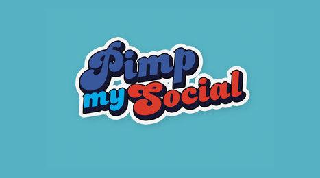 Pimp My Social - Le poste de pilotage du Community Manager | Social Media | Scoop.it