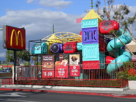 McDonald's Replaces PlayPlaces With Urban Gardens, Composting Sites | Sustainable Futures | Scoop.it