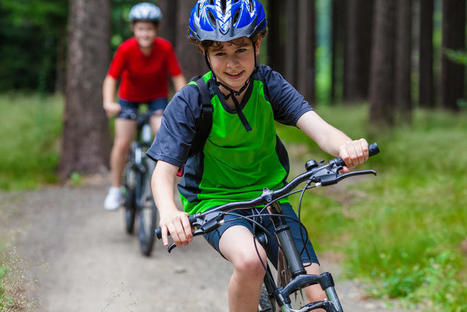Kids And Concussion: Wear A Helmet, Act As If You're Not | Children's Safety Advocates | Scoop.it