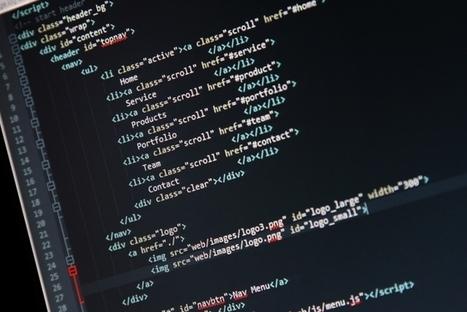 Coder, programmer : faut-il apprendre ? - Information - France Culture | Les espaces publics numériques du Chesnay | Scoop.it