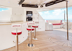 Inside a Luxury Yacht Complete with Lighting Control and a 3D Cinema   Lighting Controls   Scoop.it