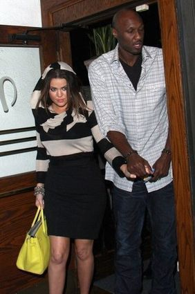 Khloe Kardashian & Lamar Odom Are Officially in Couples Therapy | Therapy | Scoop.it