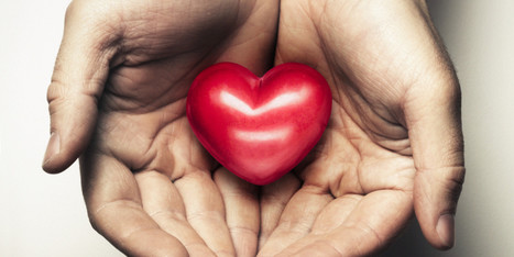 Let Your Heart Hold the Pen - Huffington Post | Power of the heart | Scoop.it