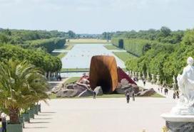 Anish Kapoor à Versailles: les Français sont-ils devenus coincés? | Archivance - Miscellanées | Scoop.it