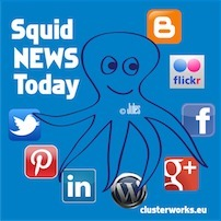 Squid news today (our favorite internet news) : Inspiration for Social Media | Internet Marketing method | Scoop.it