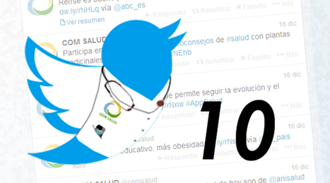 10 razones para utilizar Twitter en Salud | Farmacia | Scoop.it