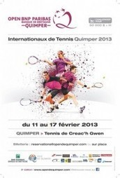 Open de Tennis de Quimper 2013 | Quimper | Scoop.it