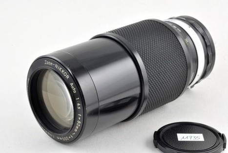 Four Vintage Lenses For The New Nikon DF - The Phoblographer | Nikon DF | Scoop.it