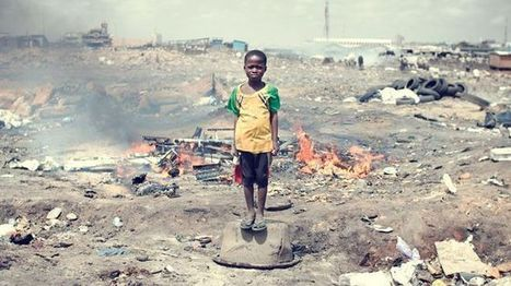 Welcome to Hell: Photographer documents Africa's e-waste nightmare - Fox News | Africa | Scoop.it