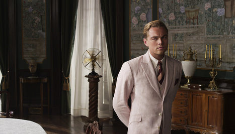 Fashion Fit for Executives, as Well as for Gatsby - New York Times | men's fashion | Scoop.it