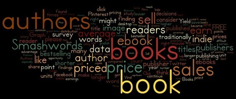 New Smashwords Research Helps Authors and Publishers Sell More Ebooks | Sizzlin' News | Scoop.it