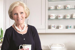 Mary Berry to lead chef line-up on P&O's Britannia | travel | Scoop.it