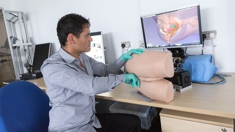 Robotic rectum helps doctors get a feel for prostate exams | Longevity science | Scoop.it