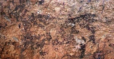 La composición de la pintura en la Prehistoria no cambió durante miles de años | Enseñar Geografía e Historia en Secundaria | Scoop.it