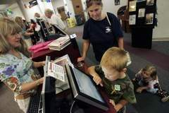 Linebaugh Library turns page on 20 years; embraces technology, future   Tennessee Libraries   Scoop.it
