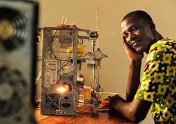 $100 3D printer made from e-waste by African inventor - Pocket-lint.com | 3D Printing | Scoop.it