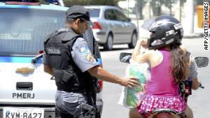 Notorious Rio drug trafficker caught | Brazilian Favelas: The Economic, Political, Social Impact | Scoop.it