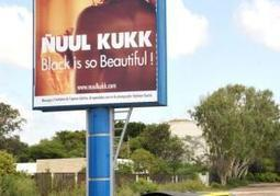 Senegal campaign preaches 'black is beautiful' after ads urge women to bleach skin | SunuGaal | Scoop.it