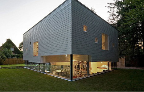 Haus W in Germany by Kraus Schonberg Architects | Digital Sustainability | Scoop.it