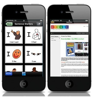 Best Picture Card Maker iPhone App - Developed by ChromeInfotech | Mobile Apps Development | Scoop.it