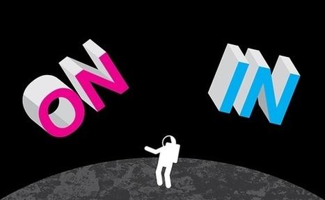 Grammar In Space: Are Satellites 'In Orbit' or 'On Orbit'? | technology in language teaching | Scoop.it